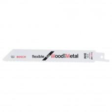 RECIPROZAAGBLAD S 922 HF FLEXIBLE FOR WOOD AND METAL 5X