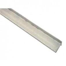 LEKDORPEL SDB350/1 ALUMINIUM BRUTE 25X19MM 100CM