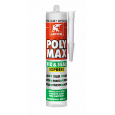 GRIFFON POLY MAX® FIX & SEAL EXPRESS CRYSTAL CLEARKOKER 300 G