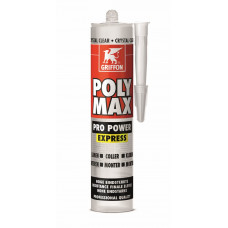 GRIFFON POLY MAX® PRO POWER EXPRESS CRYSTAL CLEARKOKER 300 G