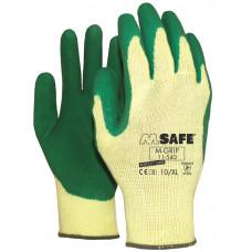 M-SAFE M-GRIP 11-540 GROEN/GEEL, 11/XXL