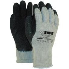 M-SAFE COLD-GRIP 47-180 HS GRIJS/ZW, 10