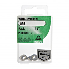 VLEUGELMOEREN R.V.S. M5 4 ST