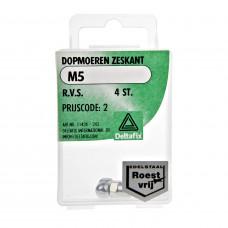 DOPMOEREN ZESKANT R.V.S. M5 4 ST